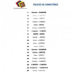 60 BLOCS MAÎTRE D'HÔTEL DUPLI AUTOCOPIANTS